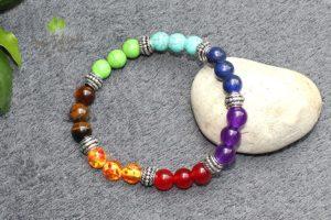 Bracelet d'harmonisation 7 chakras