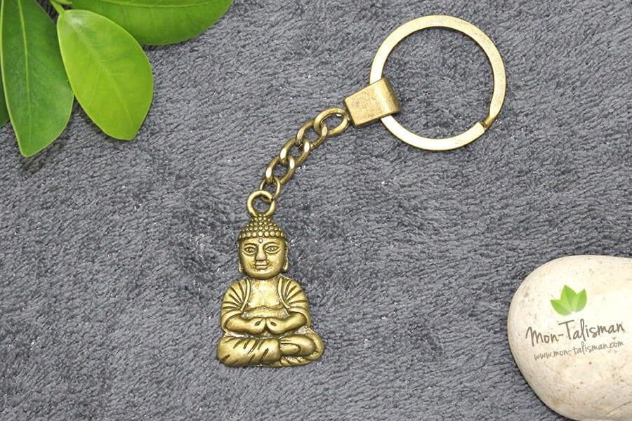 Porte clefs bouddha mon - Porte clef pour ne pas perdre ses clefs ...