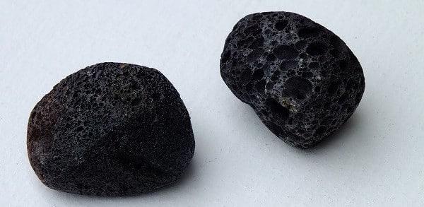 Les vertus et propriétés de la pierre de lave