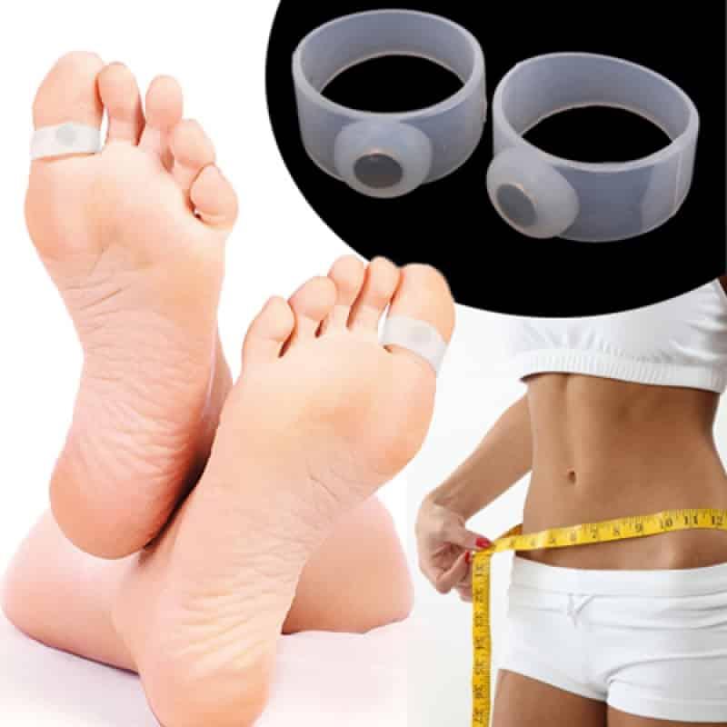 Anneaux pour pieds pour maigrir