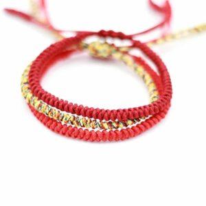 braceletBouddhiste