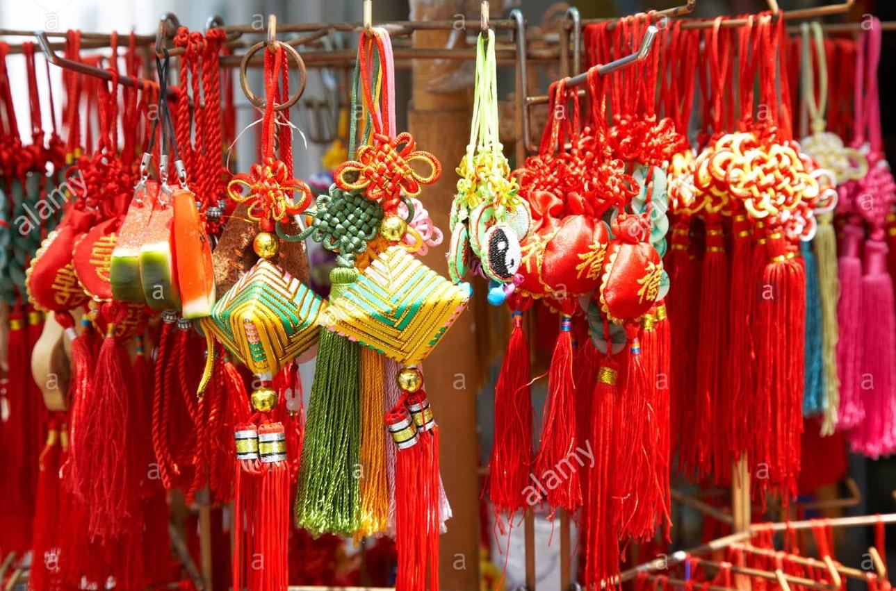 Porte-bonheurs chinois : notre sélection