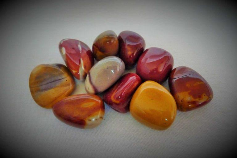 Les vertus et propriétés du jaspe mokaïte