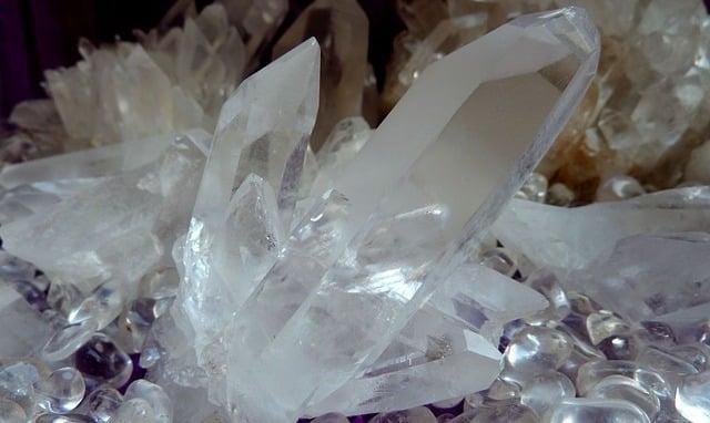 Cristal de roche : propriétés et vertus