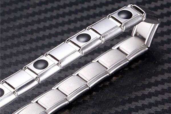 bracelet magnétique homme minceur