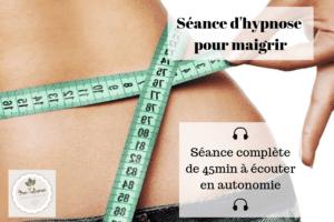 Séance d'hypnose pour maigrir naturellement