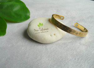 Bracelet magnétique anti douleur