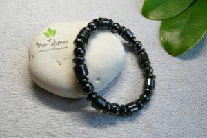 Bracelet magnétique noir