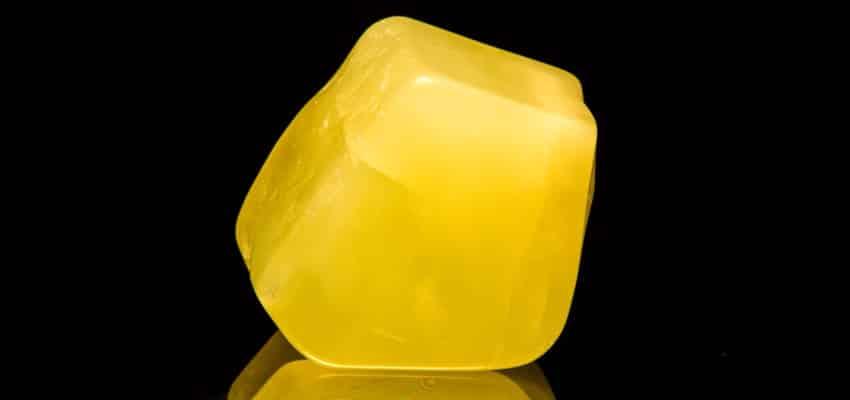 jade jaune