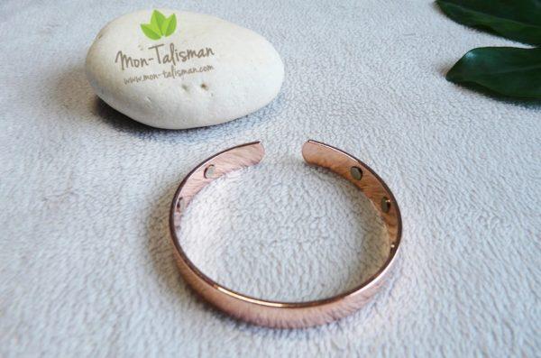 bracelet cuivre magnétique mon-talisman