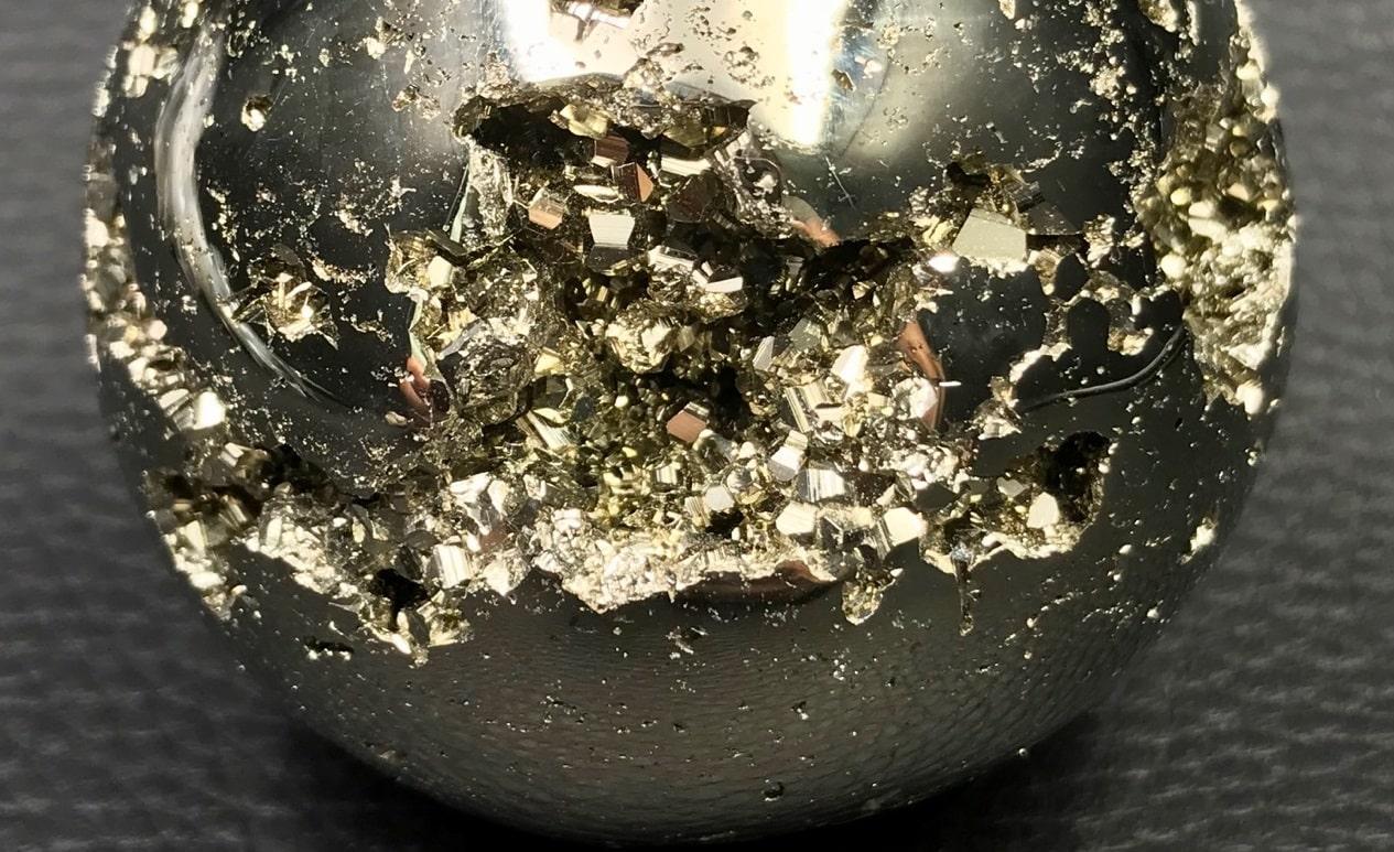 Pyrite : vertus et propriétés de la pierre