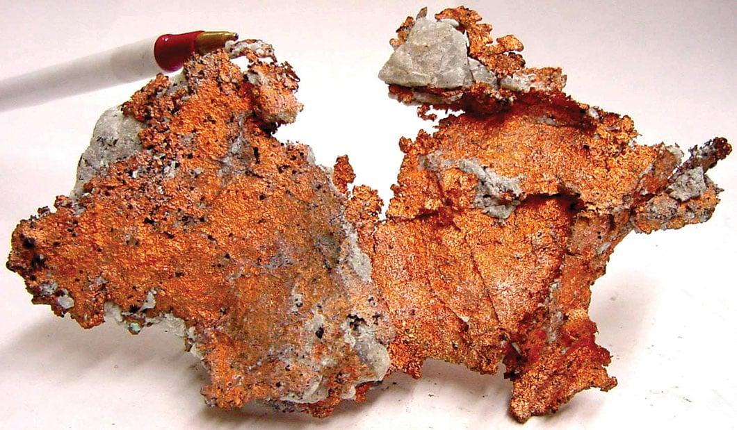 cuivre ancien