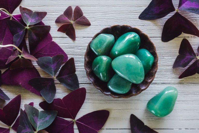 Aventurine: vertus de la pierre, propriétés, purification