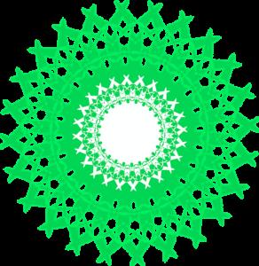chakra vert